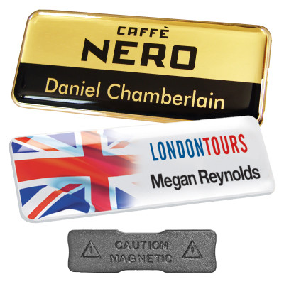 Magnetic Name Badges